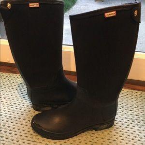 Hunter Rain Boots Size 10 Women's